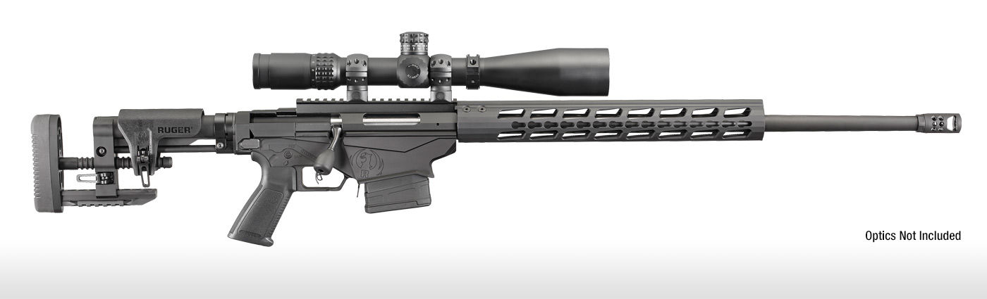 "RUGER PRECISION RIFLE 6.5 CREEDMORE 24"" 10RD"